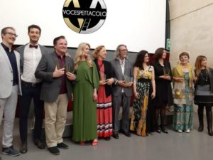 Voce Apettacolo film festival - Anton Evangelista 2019