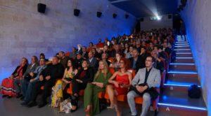 Voce Spettacolo Anton Evangelista 2019 audience